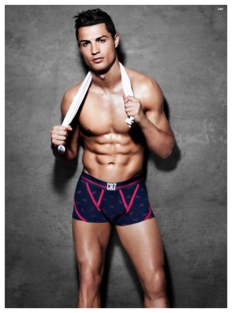 best mens underwear 2015 - Cristiano Ronaldo for CR7 Summer 2015