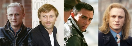 daniel craig hair transplant - different haircuts