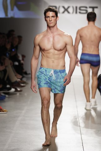 mens beach shorts 2015 - 2xist Spring 2015 SWIM Collection2