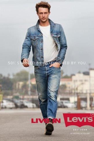 mens denim jeans 2015 - levis 501