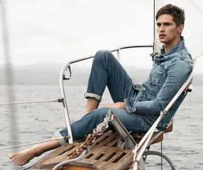 best mens jeans - Mathias Lauridsen for ag jeans