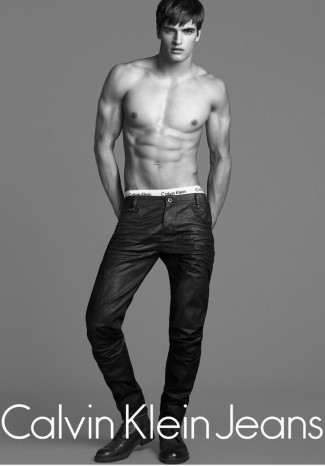 mens jeans 2015 - Matthew-Terry-Calvin-Klein-Jeans