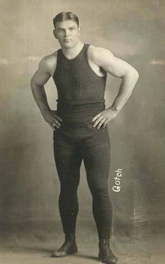mens-leggings-wrestler-Frank-gotch