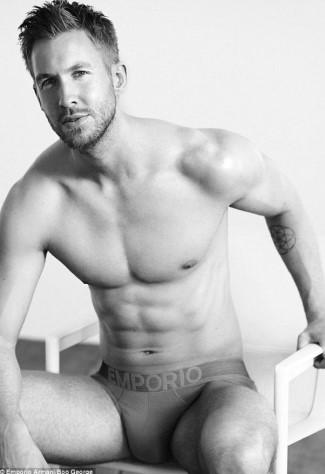mens underwear 2015 - Calvin Harris Stars in Emporio Armani Underwear Spring 2015 Ad Campaign