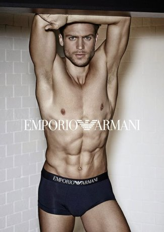 mens underwear 2015 tends - emporio armani - model jason morgan