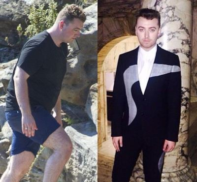 sam smith weight loss before and after photos32