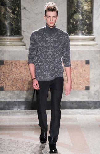 mens turtleneck 2015 - Roberto-Cavalli-Men-Fall-Winter-2015-Collection-Milan-Fashion-Week