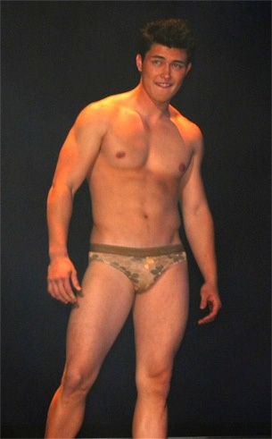 Christopher Sean underwear