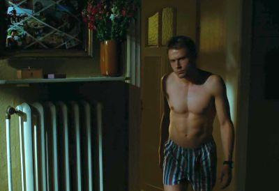 Max Riemelt underwear boxer shorts