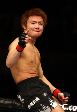 asian mma fighter - Takanori Gomi