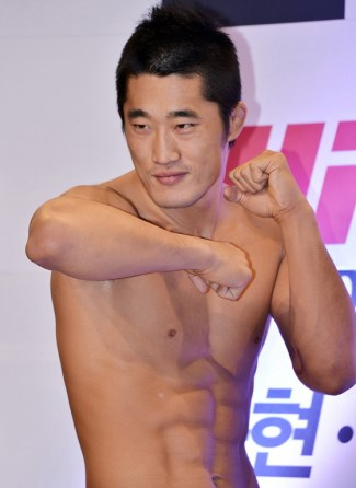 asian mma fighters - Dong Hyun Kim