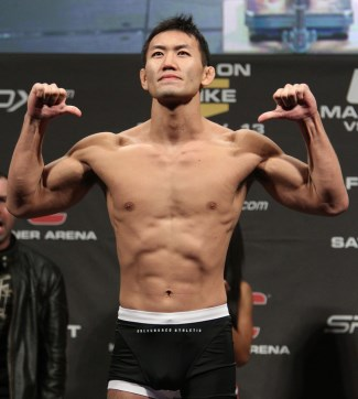 asian mma fighters - Yushin Okami - japan