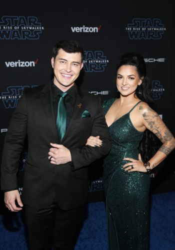 christopher sean girlfriend Laneya Arvizu