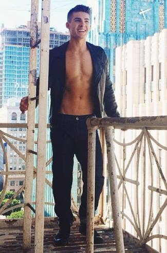 cody christian modeling anthony franco