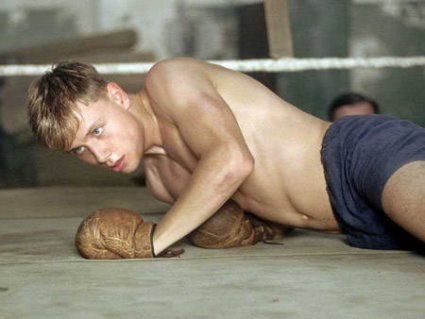 max riemelt shirtless boxer - napola - before the fall