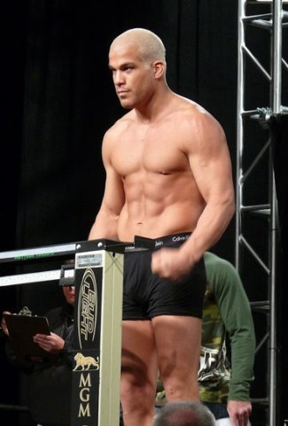 mma fighters underwear - tito ortiz calvin klein