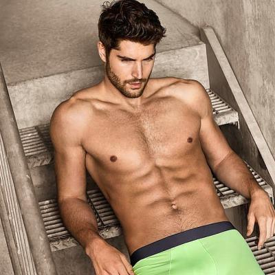 nick bateman underwear model