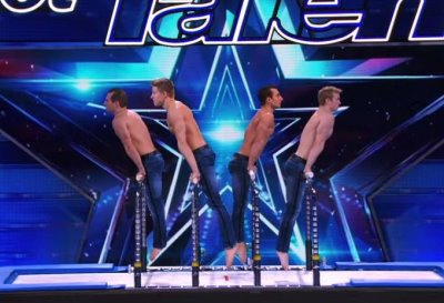 showproject shirtless gymnast hunks on americas got talent