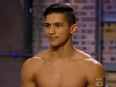Edson Juarez sexy latino - sytycd - so you think you can dance