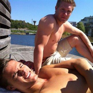 Gabriel Landeskog shirtless2
