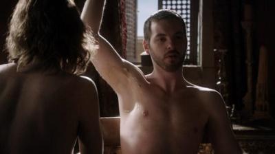 Gethin Anthony shirtless - got