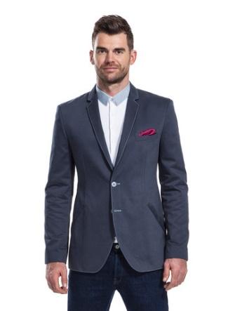 James Anderson Menswear - Rydal Graphite Blazer - 195 GBP