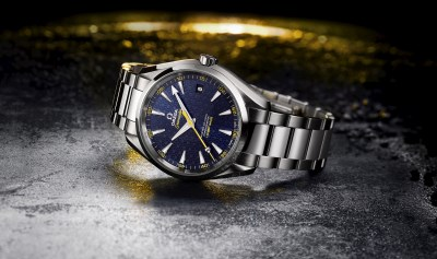 James Bond Spectre Omega Watch Seamaster AquaTerra 150M Master Co-Axial