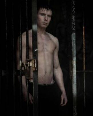Joe Dempsie shirtless - the fades
