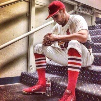 Peter Bourjos baseball uniform