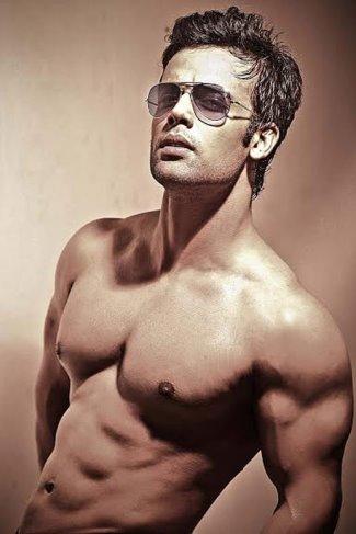 Rahul Kohli shirtless - indian actor and model
