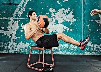 adam rodriquez working out - nike shoes