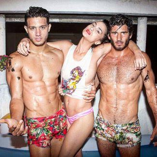 asaf goren shirtless and underwear - gay or straight