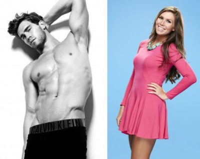 audrey middleton boyfriend - clay on big brother house