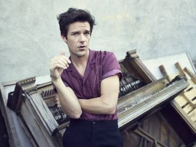 brandon flowers hair transplant before and after
