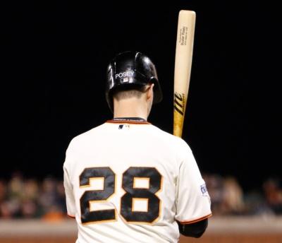 buster posey baseball bat - Marucci BP28 Maple Bat