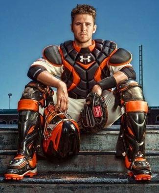 buster posey baseball gears