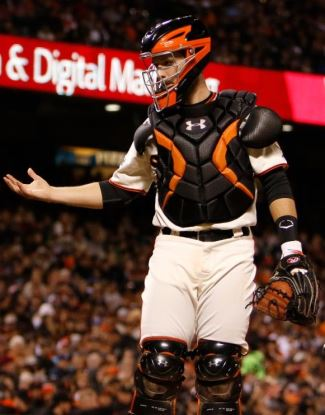 buster-posey-chest-protector Under Armour UACP-AP Chest Protector with Unequal Tech Protective Padding