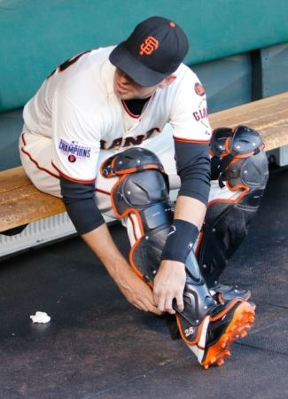 buster posey shin guards - Under Armour UALG2-AP Leg Guards
