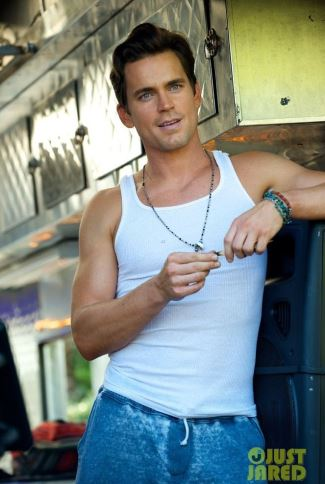 celebrity tank top shirts 2015 - matt bomer