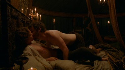 gethin anthony gay kiss in game of thrones