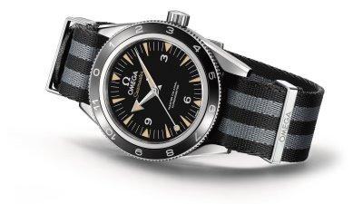 Daniel Craig James Bond Spectre Omega Seamaster 300