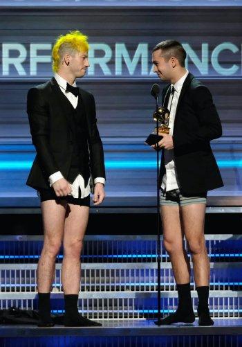 josh dun underwear