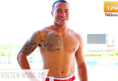 kolten wong shirtless3