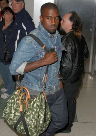 mens designer bags 2015 - Kanye West and Louis Vuitton Monogramoflage Keepall2a