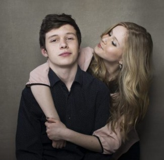 nick robinson girlfriend erin moriarty