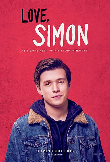 nick robinson hot in love simon