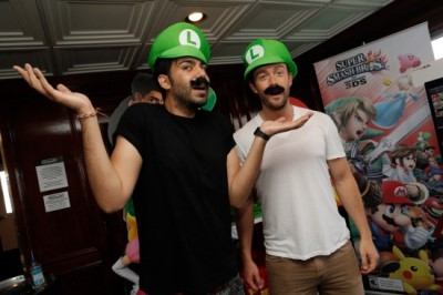 rahul kohli robert buckley gay bromance