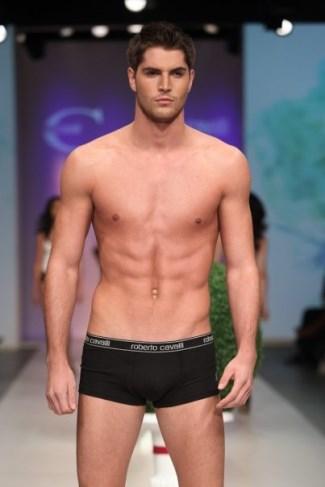 roberto cavalli male underwear models - nick bateman2