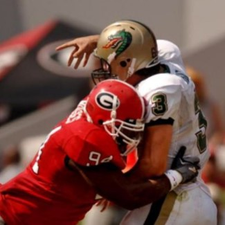 sam hunt football - college quarterback