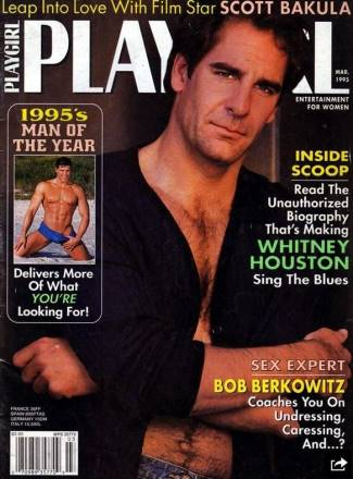 scott bakula playgirl photoshoot cover